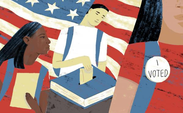 Teaching civics to students can help them be more engaged voters.