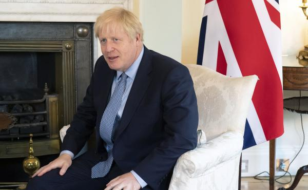 British Prime Minister Boris Johnson is determined to bring the U.K. out of the European Union at the end of October, deal or no deal.