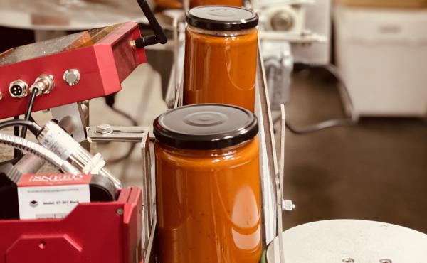 The price of glass jars to hold pasta sauce and other products has soared during the pandemic. Sauce-maker Paul Guglielmo in Rochester, N.Y., has absorbed some of the increase, but he has also raised prices for consumers.