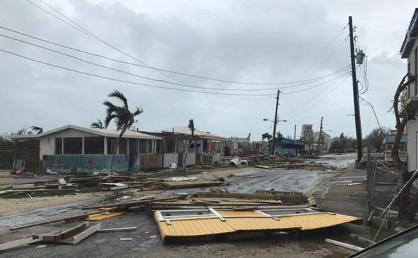 Hurricane Irma significantly damaged nearly 90 percent of government buildings and the island's electricity infrastructure. Now 87 percent of the island's power has been restored.