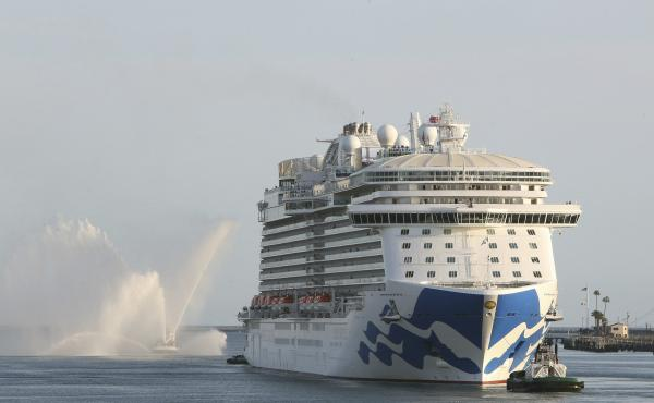Princess Cruise Lines and its parent company Carnival Corporation have agreed to pay a $20 million criminal penalty for environmental violations.