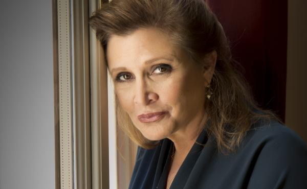 Carrie Fisher reprised her role of Princess Leia in the 2015 film Star Wars: The Force Awakens.