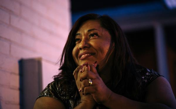 Ruby Corado runs Casa Ruby, a drop-in and service center for transgender people in Washington, D.C. Through the center, Corado helps people find housing, medical care and get food. Corado also has two 22 beds in transitional housing for transgender adults
