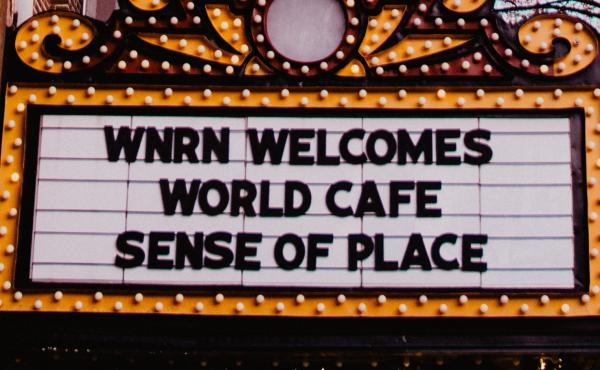 The Paramount Theater in Charlottesville, Va., hosted live performances for World Cafe's Sense of Place episodes this past week.