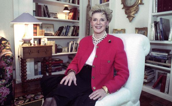 Judith Krantz's novels introduced generations of readers to the finer things in life.