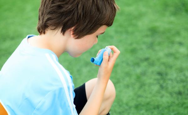 Roughly 2 million of the kids covered by the Children's Health Insurance Program have a chronic health condition, such as asthma.
