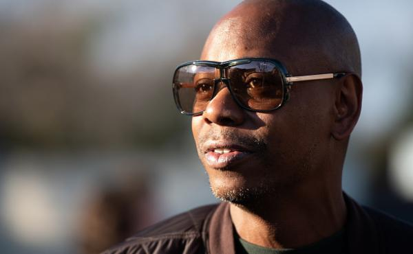 Dave Chappelle: This Time This Place chronicles Chappelle's efforts to entertain audiences during the pandemic with a series of outdoor shows. He's pictured above in North Charleston, S.C., on Jan. 30, 2020.