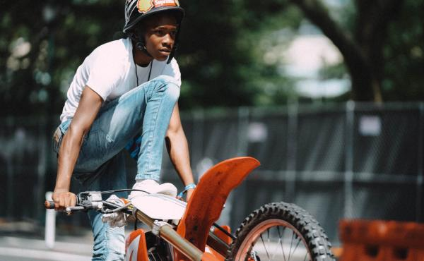 Charm City Kings is a coming-of-age story set in Baltimore's dirt bike culture. It's based on the 2013 documentary, 12 O'Clock Boys.