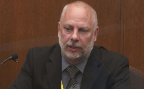 David Ploeger, a retired Minneapolis police sergeant who was Derek Chauvin's shift supervisor, on Thursday told the court that he wasn't informed of the officer's knee on George Floyd's neck until after he was in the hospital, or how long Chauvin had kept