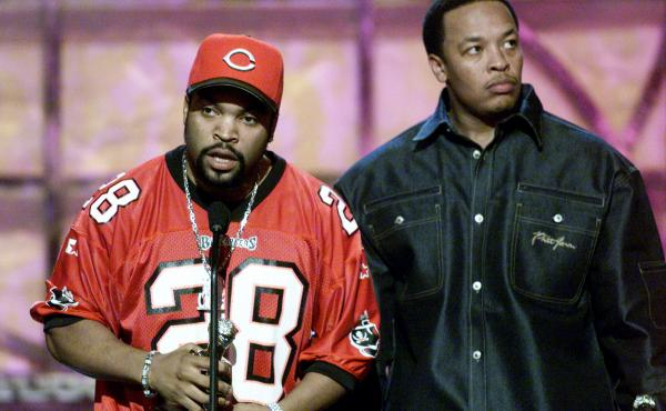 Ice Cube and Dr. Dre, two members of N.W.A, will be in the Rock and Roll Hall of Fame. Acts like The Smiths and Nine Inch Nails were overlooked. The prog rock band Yes got a no.