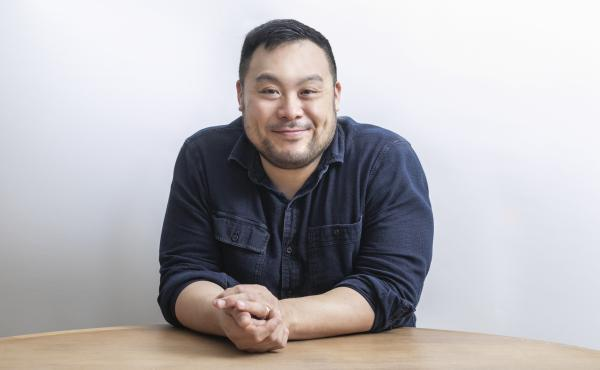 "James Beard Award-winning chef David Chang says fatherhood changed the way he cooks: ""I had never been in a position where I'm trying to generally feed someone else with love and I just want to nurture them."""