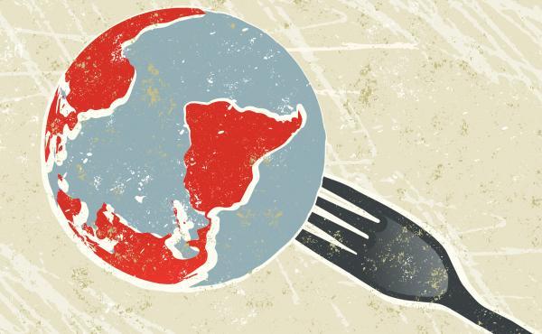 World on a fork