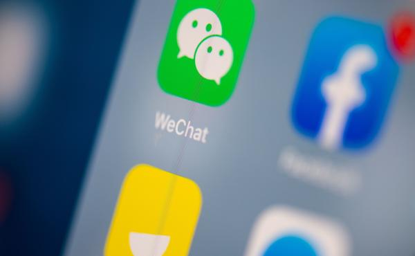 Owned by Tencent, one of China's biggest companies, the WeChat app has more than 1 billion monthly users in China and now serves users outside the country, too.