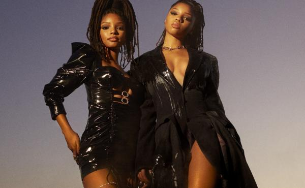 For sister R&B duo of Chloe and Halle Bailey, creative control is paramount. They co-wrote all of their new album's 13 tracks, and Chloe herself helped produced 10.