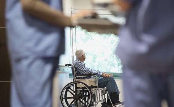In late 2019, the patient's choice to move to an assisted living facility seemed like a good idea — a chance for more social interaction and help with meals and medical care.