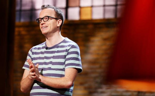 Chris Gethard's special, Career Suicide, comes to HBO Saturday night.