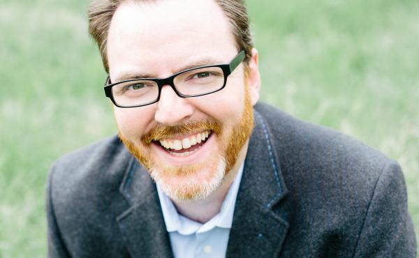 Mike McHargue, author and co-host of The Liturgists.