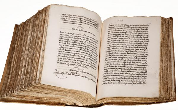 The Libro de los Epítomes, a guidebook to the 16th century library of Hernando Colón, recently turned up in a manuscript archive in Denmark.