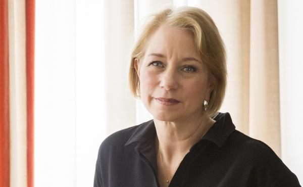 """Novelist Laura Lippman isn't interested in writing that sensationalizes crime. She says she aims to center her work in """"a respect for victims."""""""