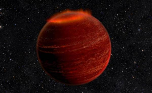 A brown dwarf can give off some light, allowing scientists — professional or volunteer — to search for the object as it moves across the sky.