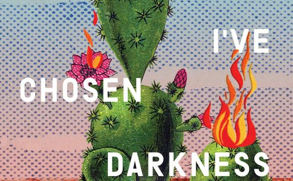 I Love You but I've Chosen Darkness, by Claire Vaye Watkins