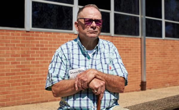 John Quinn, 67, first came forward two decades ago with allegations of sexual assault by a Philadelphia priest and said he considered waiting to sue.
