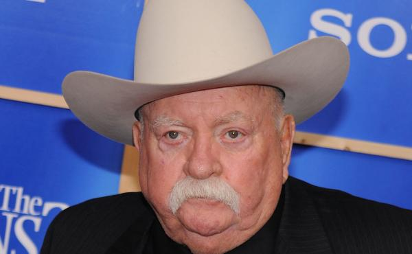 Actor Wilford Brimley attends the premiere of Did You Hear About the Morgans? in New York City on December 14, 2009 Brimley passed away on August 1, 2020 at 85.