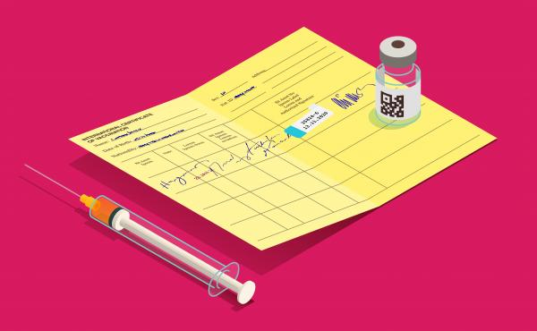 Experts say it's a good idea to get vaccinated, even if you had COVID.