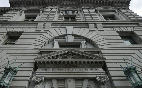 A panel of judges in the U.S. Court of Appeals for the Ninth Circuit, pictured in San Francisco, ruled on Monday that the Trump administration can end humanitarian protections for immigrants from four countries, clearing a path for their eventual deportat