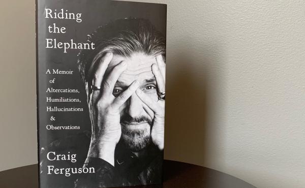 Riding the Elephant, by Craig Ferguson