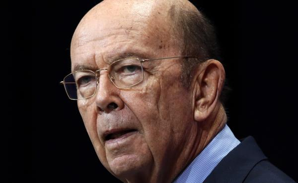 Commerce Secretary Wilbur Ross speaks during the SelectUSA Summit, in Oxon Hill, Md., Friday, June 22, 2018.