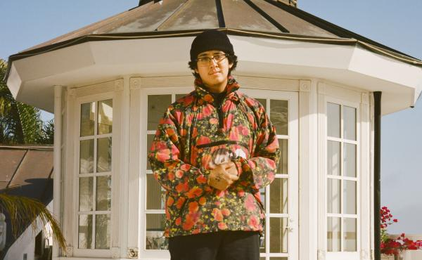Cuco's debut album, Para Mí, is out now via Interscope Records.