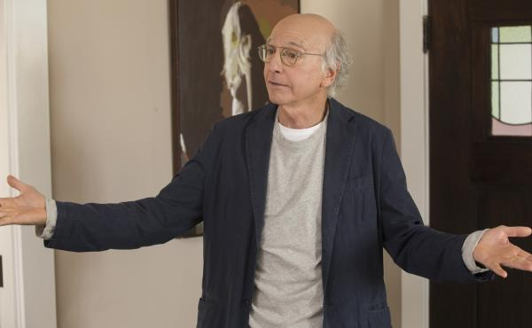 Larry David's Curb Your Enthusiasm character is an exaggerated version of himself.
