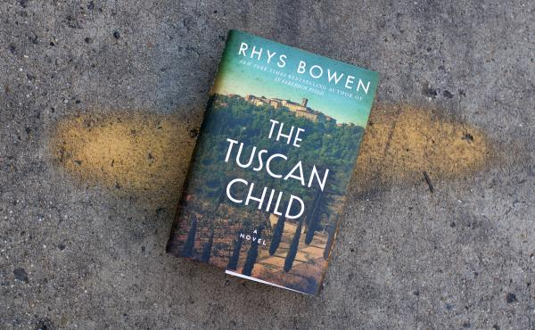 """""""The Tuscan Child"""" by Rhys Bowen"""