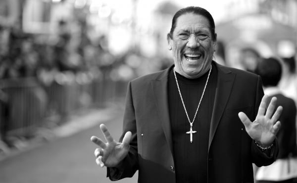 Actor Danny Trejo, shown here in 2014, produced the documentary Survivors Guide To Prison, which focuses on injustices within the criminal justice system.