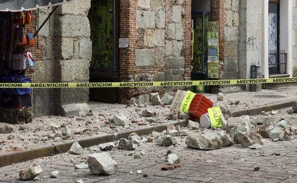 The earthquake along the coast of the southern state of Oaxaca, Mexico, on Tuesday caused several deaths and damaged property.