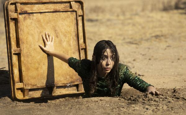 Cristin Milioti stars as Hazel in Made For Love.