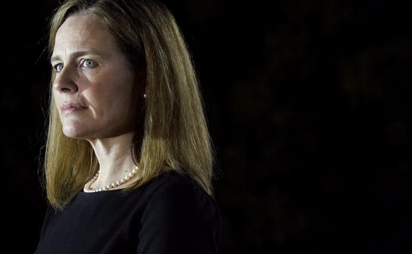 The Democratic lawmakers' recusal letter comes at an awkward time for Justice Amy Coney Barrett after reports of her receiving a $2 million advance for a book deal.