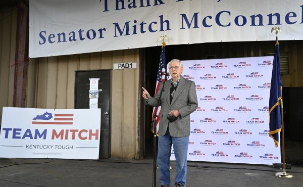 Senate Majority Leader Mitch McConnell, R-Ky., won reelection and helped Republican colleagues fend off challenges in several states. He's expected to remain the top GOP leader if his party keeps control of the chamber.