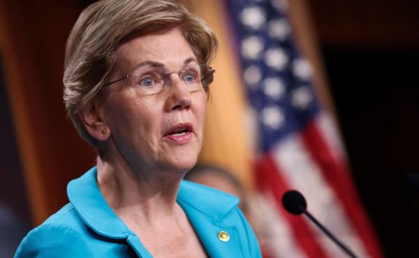 Democratic lawmakers are proposing a way to offer low-income adults Medicaid in states that have so far refused to expand the program. Sen. Elizabeth Warren, D-Mass., spoke about the issue during a press conference with fellow lawmakers at the U.S. Capito