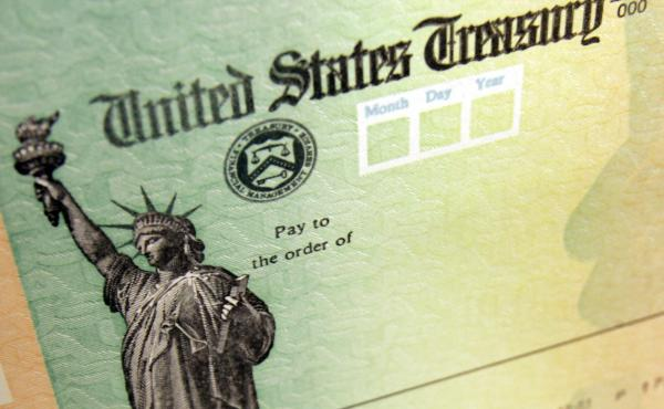 The White House says tax refund checks will go out despite the partial government shutdown.