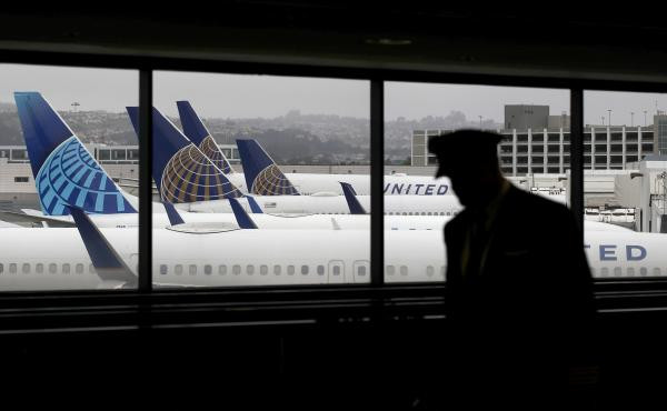 United Airlines says it plans to furlough up to 36,000 employees as the pandemic continues to batter the travel industry and much of the economy.