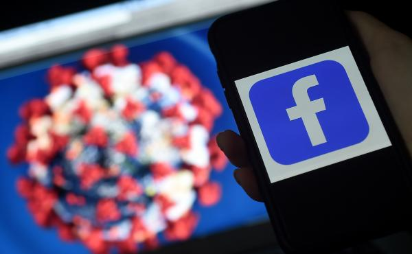 """Facebook says it has removed """"hundreds of thousands"""" of pieces of misinformation about COVID-19, including dangerous fake cures and posts contradicting public health advice."""