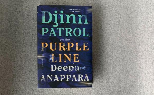 Djinn Patrol on the Purple Line, by Deepa Anappara