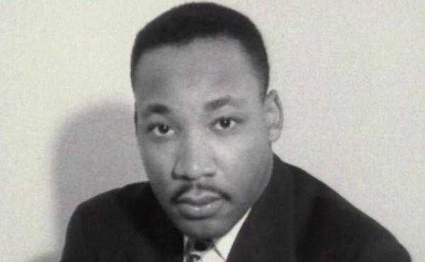 """Martin Luther King Jr. was a man who had a """"tremendous amount of burdens he had to deal with, both politically, socially and personally,"""" says MLK/FBI director Sam Pollard."""