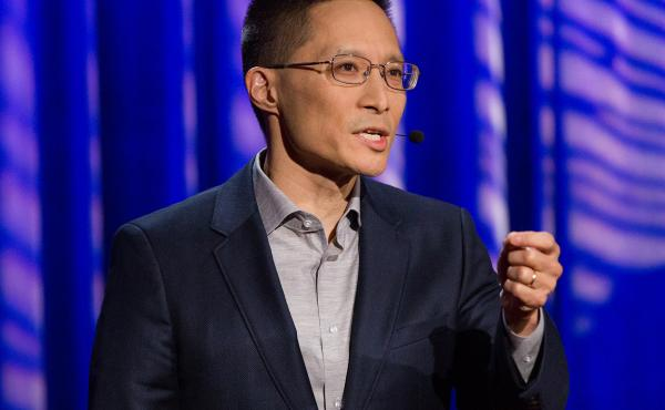 Eric Liu speaks at TEDNYC.
