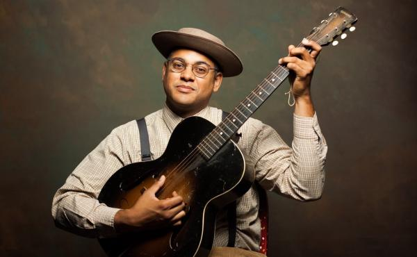 Dom Flemons' Black Cowboys retells the settling of America's West through a new lens.