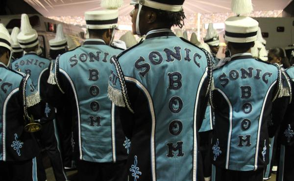 The Sonic Boom of the South at Jackson State isn't just a band; it's the university's most visible marketing tool.