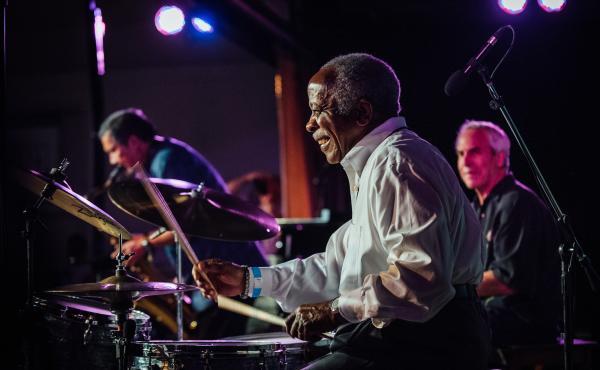 Mel Brown, 2019 Montavilla Jazz Festival