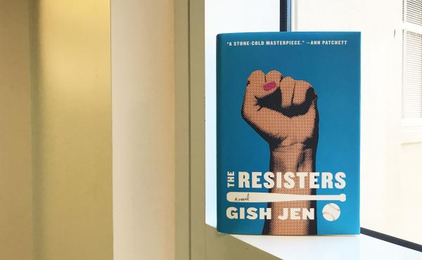 Cover photo of The Resisters, by Gish Jen